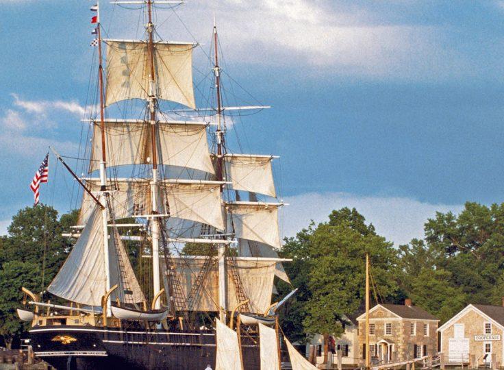 New England Rails & Sails